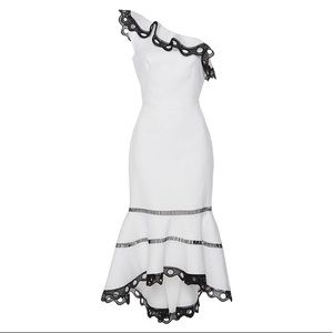 ALEXIS One Shoulder Dress XS